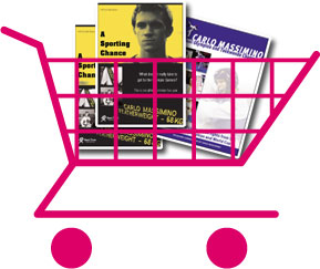 Add our 3 DVDs to the shopping cart